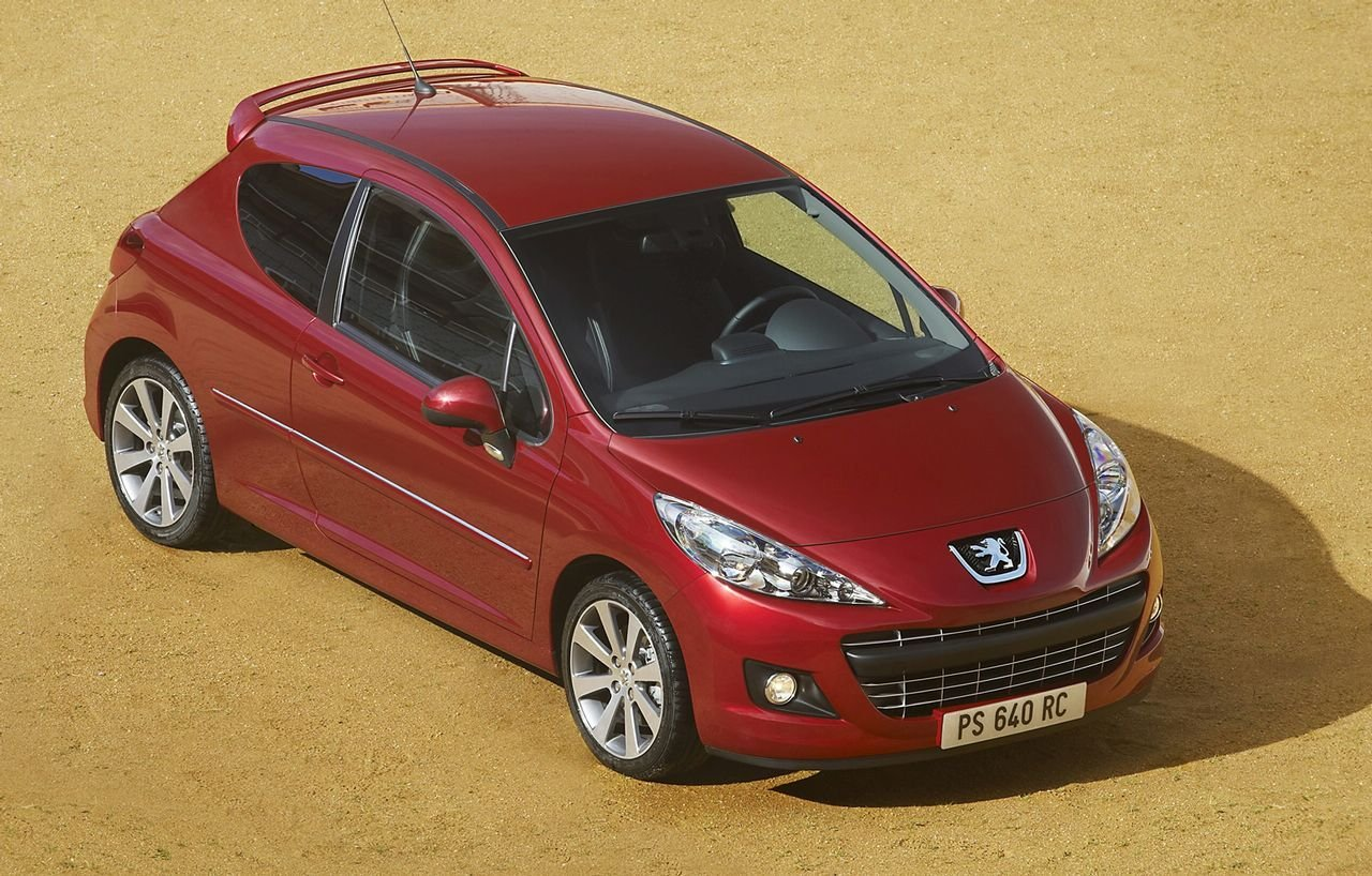 2010 peugeot 207 picture 307540 car review top speed. Black Bedroom Furniture Sets. Home Design Ideas