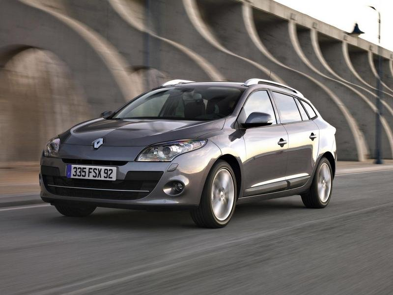 2010 Renault Megane Estate