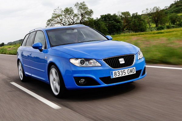 2010 seat exeo sport tourer car review top speed. Black Bedroom Furniture Sets. Home Design Ideas
