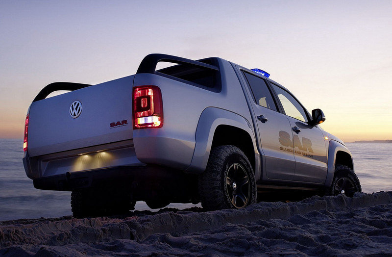 2014 Volkswagen Amarok Ultimate Top Speed