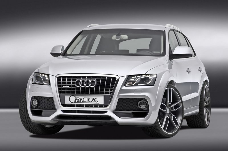 Aesthetically Tuned Audi Q5 by Caractere