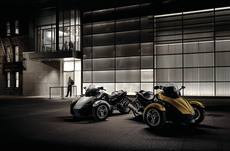 Can-Am recalls 12,500 Spyders due to power steering problem