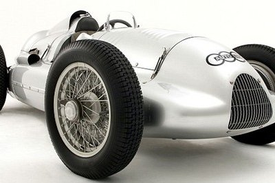 Drive away with Hitler's Auto Union D-Type race car for £5.5m