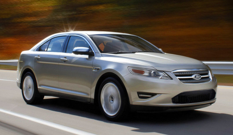 First impression 2010 Ford Taurus