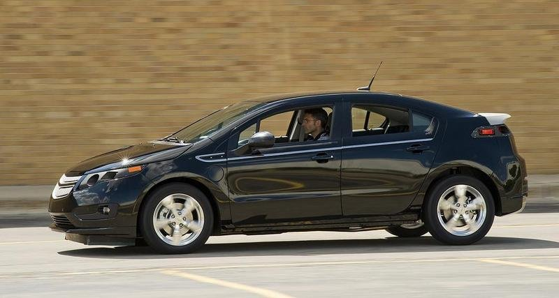 GM begins pre-production of the Chevy Volt
