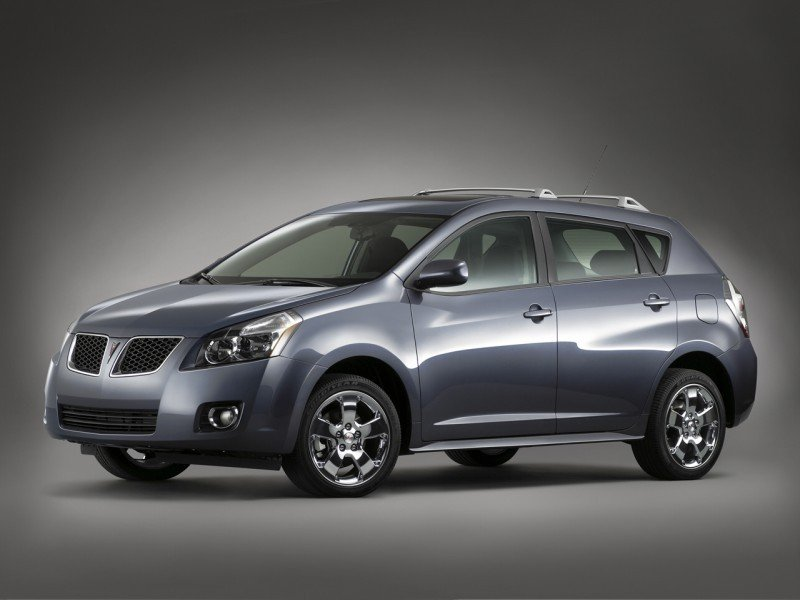 GM to drop Pontiac Vibe in August
