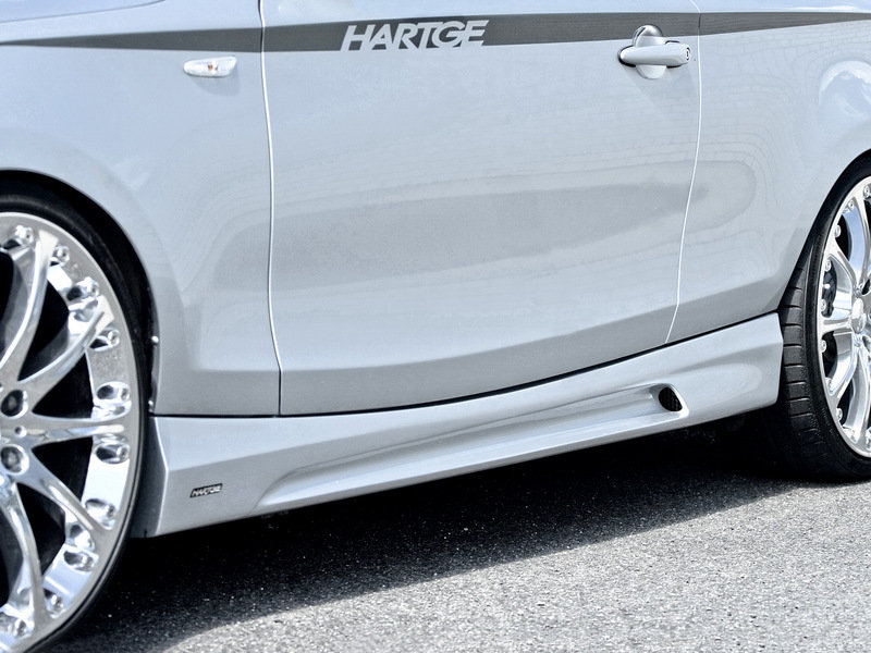 Hartge launches new Aero Parts for BMW 1-Series