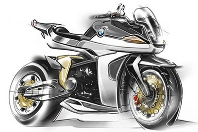 High Concept: BMW HP2-800S