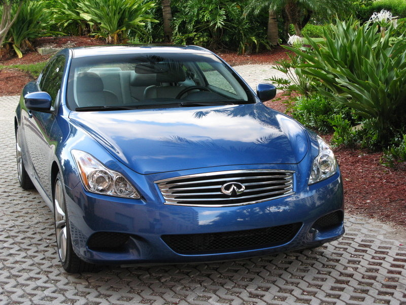 Initial thoughts: 2009 Infiniti G37