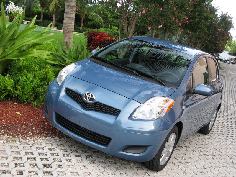 Initial thoughts: Toyota Yaris