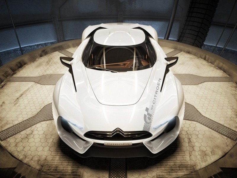 The Citroen GT super car will go into production