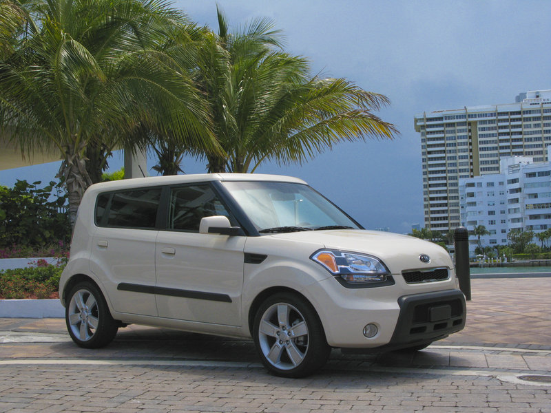 Kia Soul Reviews, Specs, Prices, Photos And Videos | Top Speed. »