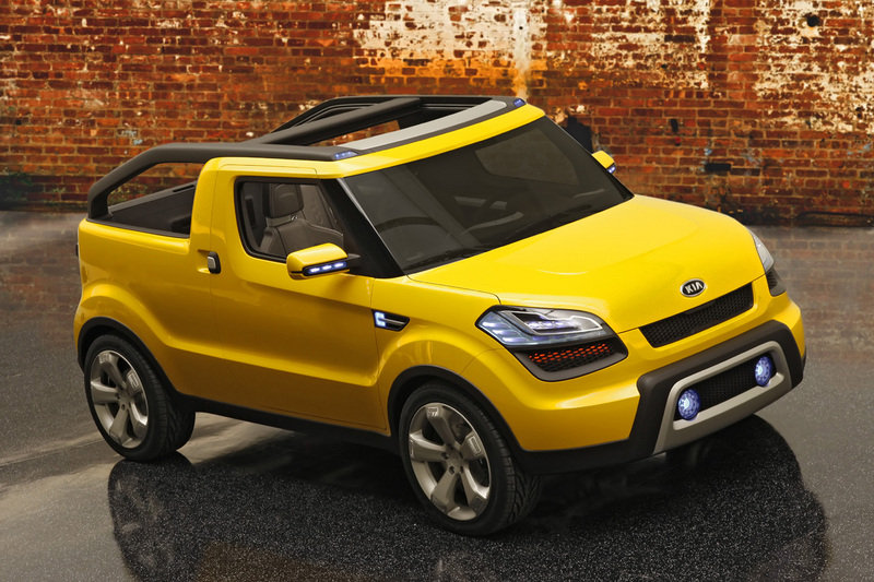 Kia Soulster into production in 2010?