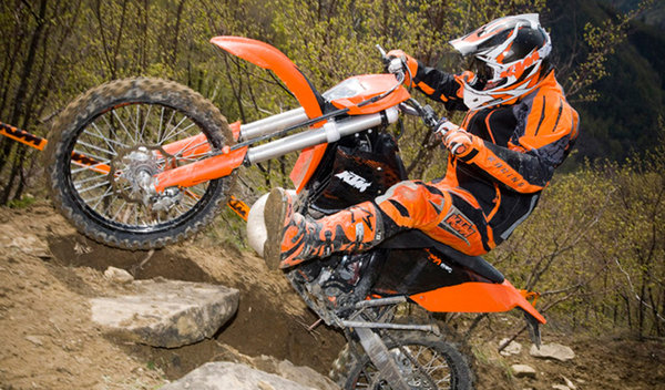 2009 ktm 250 xcf-w review - top speed