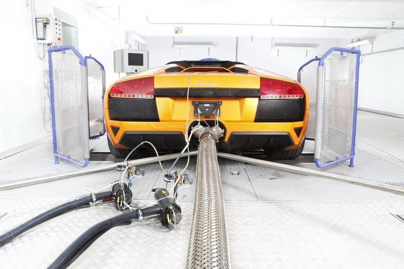 Lamborghini Preparing Hybrid Drive Train?