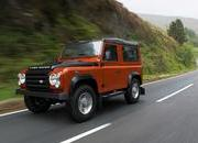 2009 Land Rover Defender Fire and Ice - image 304818