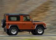2009 Land Rover Defender Fire and Ice - image 304819