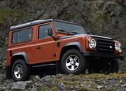 2009 Land Rover Defender Fire and Ice - image 304813