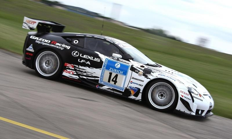 Toyota is preparing a strong showing at the 2009 Goodwood Festival of Speed