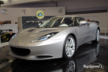 Lotus Evora British Sport Cars