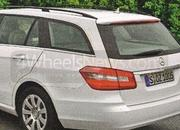 Mercedes E-Class Station Wagon - first images revealed - image 302913