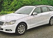 Mercedes E-Class Station Wagon - first images revealed - image 302912