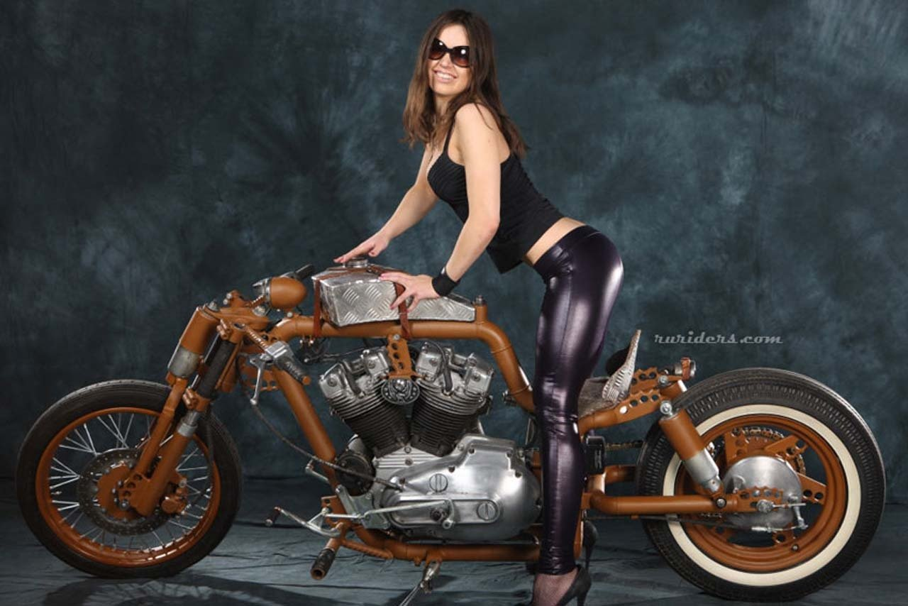 Moscow bikes and babes picture 304573 motorcycle news - Pictures of chicks on bikes ...