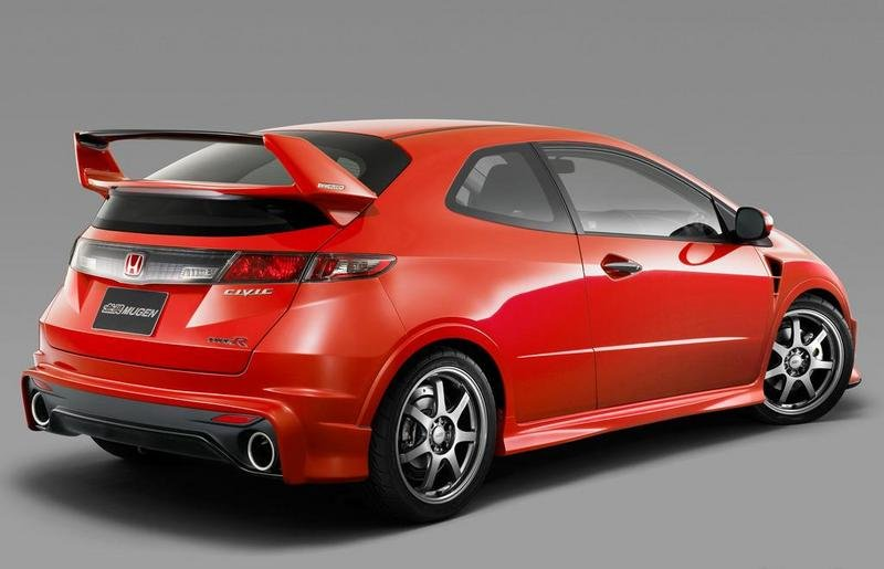 Mugen offers new aero kit for the Euro Civic Type-R