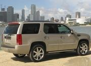 2009 First impression: Cadilllac Escalade Hybrid - image 303162