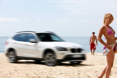 New BMW X1 - new teaser revealed