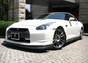 New Nissan GT-R aero package by Abflug - image 306146
