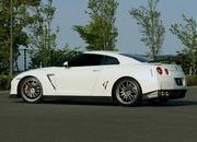 New Nissan GT-R aero package by Abflug - image 306148