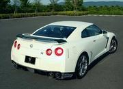 New Nissan GT-R aero package by Abflug - image 306149