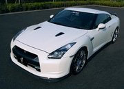 New Nissan GT-R aero package by Abflug - image 306154