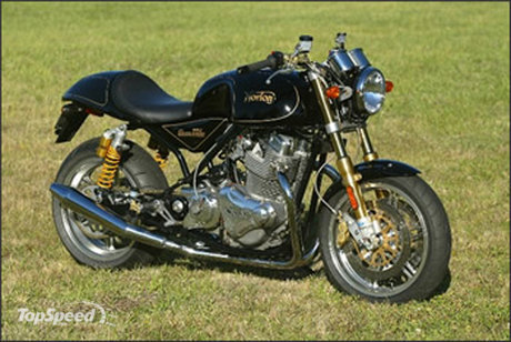 Norton Commando 850 Roadster