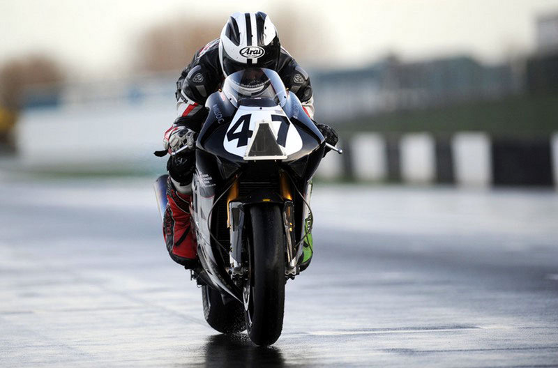 2009 Norton NRV588 Race