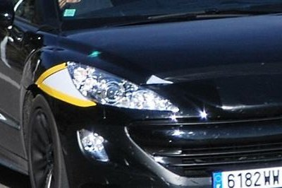 Peugeot 308 RC Z Coupe spied - image 305087