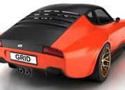 Grid is back with a modern take on the classic Datsun 240Z - image 305719
