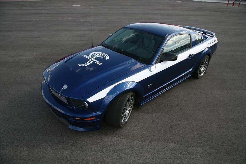 Shelby SR performance package for the Ford Mustang - image 307332