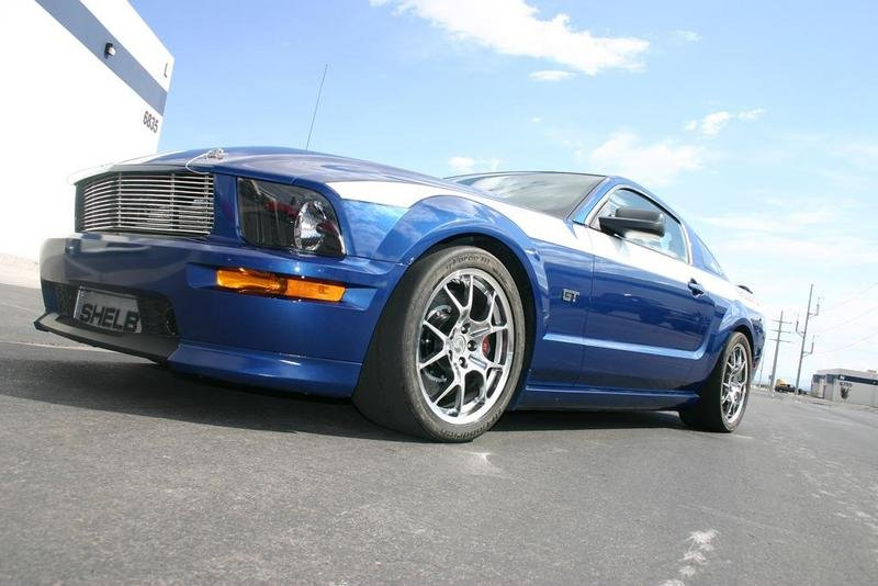Shelby SR performance package for the Ford Mustang - image 307335