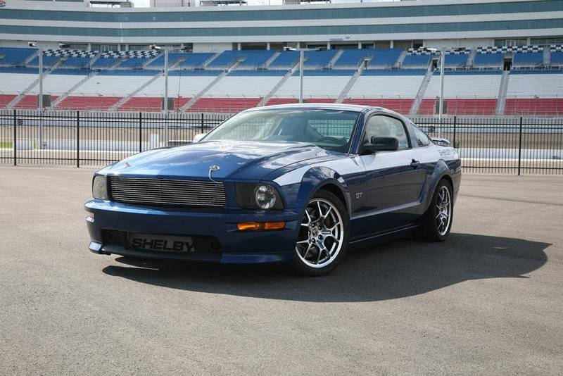 Shelby SR performance package for the Ford Mustang - image 307320