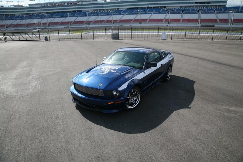 Shelby SR performance package for the Ford Mustang - image 307322
