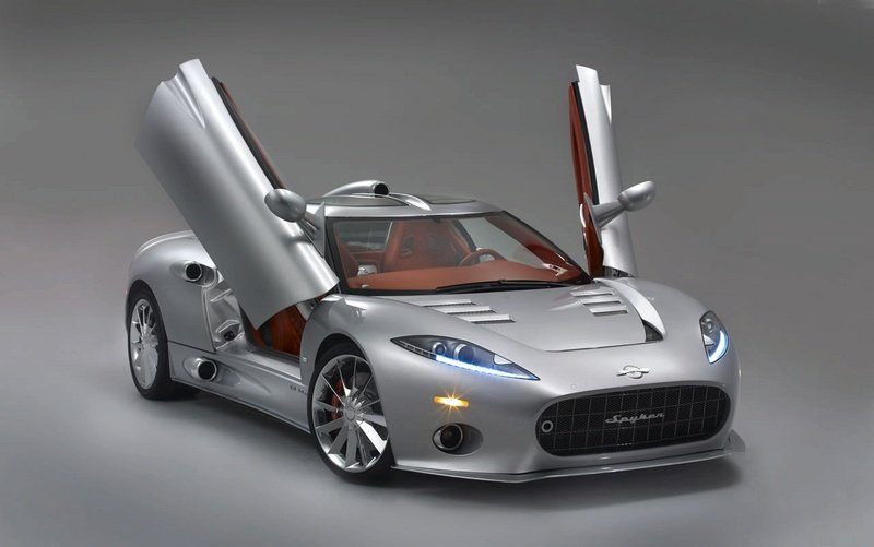 Spyker C8 News And Reviews   Top Speed