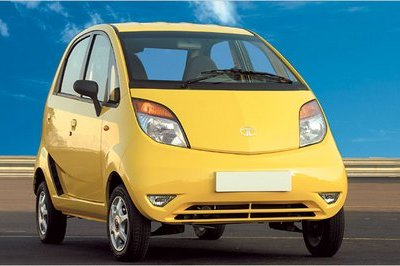 Tata Nano is the new car for the 'thrift-seeker'