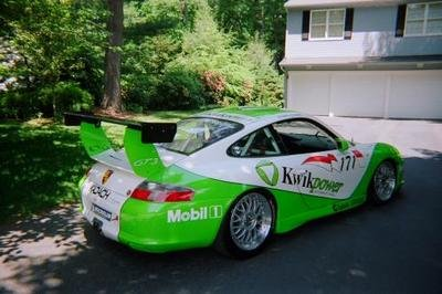 Porsche GT3 Supercup Race Car @ Russo and Steele