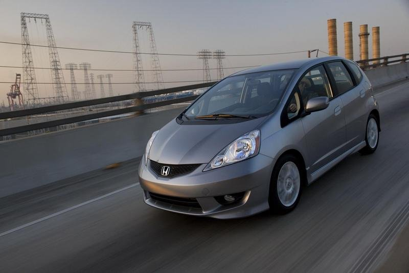 2009 Honda (Fit) Jazz
