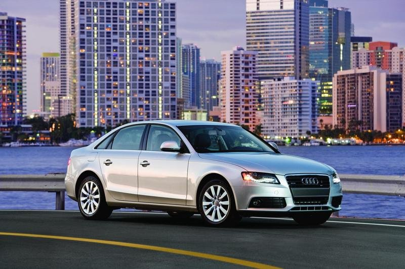 2010 Audi A4, A5, Q5 prices announced