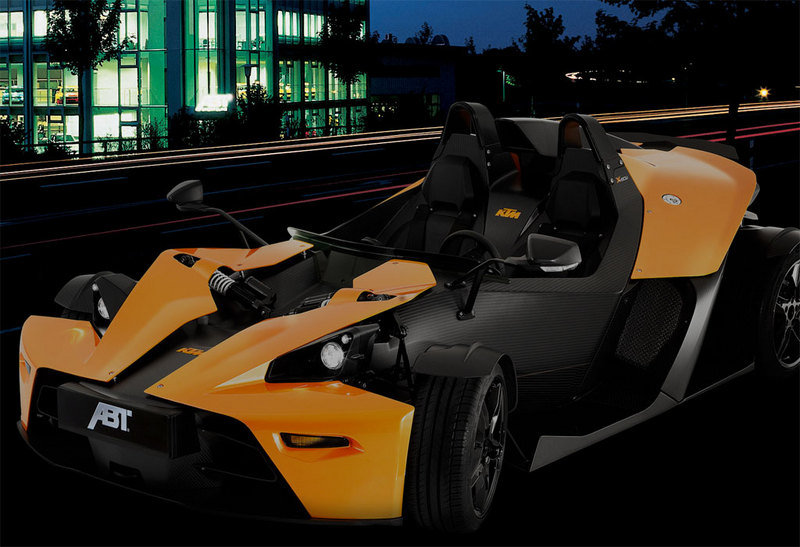 2010 KTM X-Bow by ABT