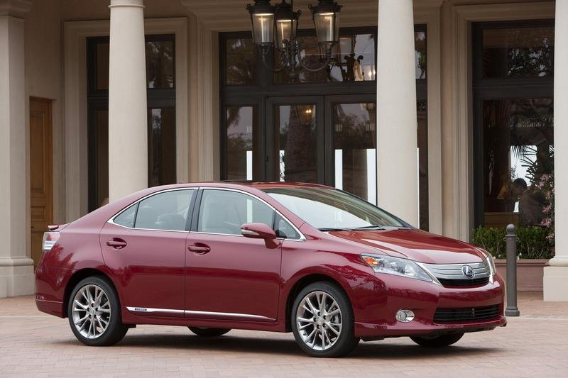2010 Lexus HS 250h Prices Announced