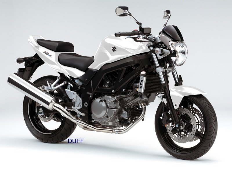 2010 Suzuki model range by DUFF
